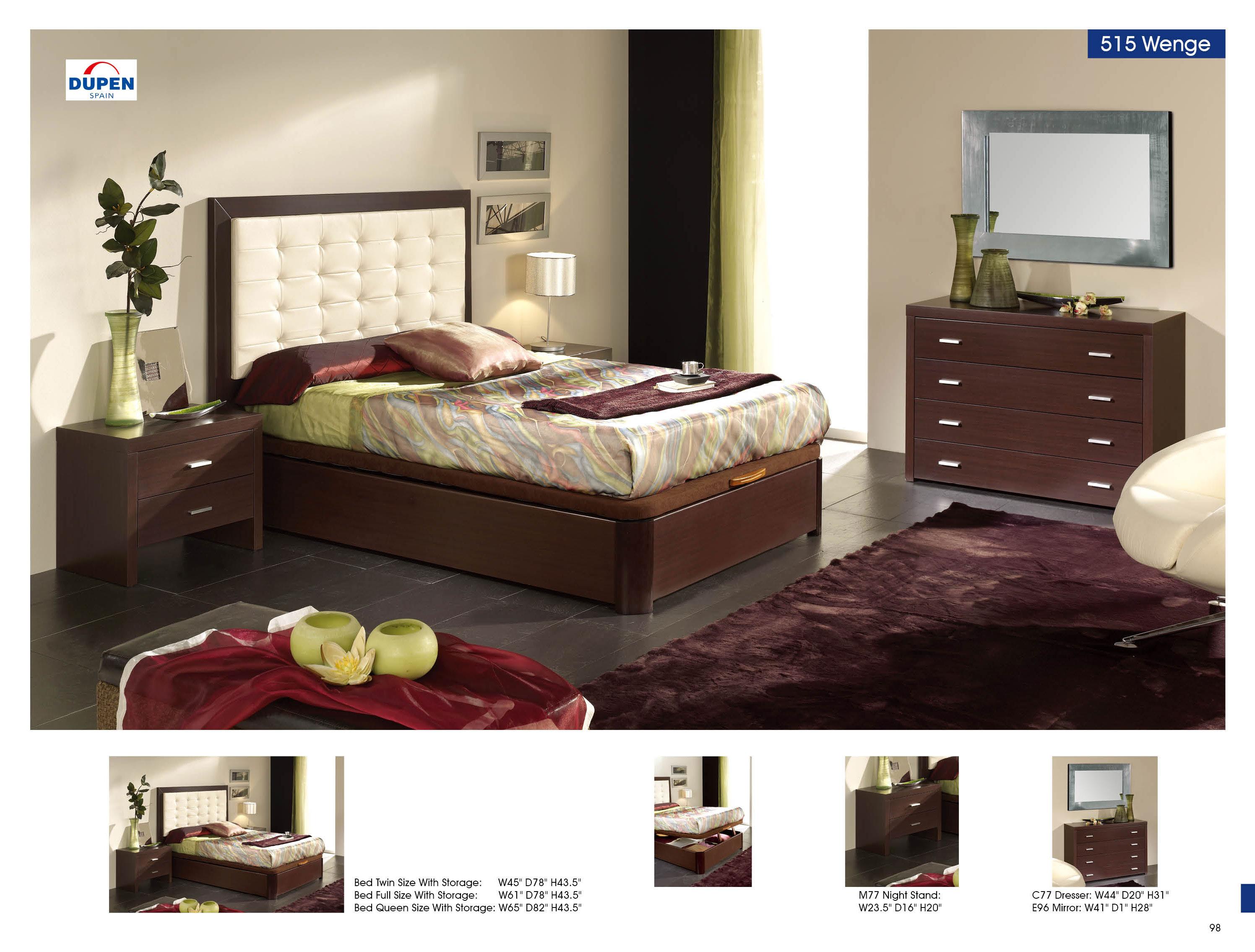 Alicante 515 wenge m77 c77 e96 full size juvenile bedroms juvenile - Juvenile bedroom sets ...